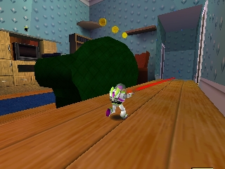 Toy Story 2 (Europe) In game screenshot