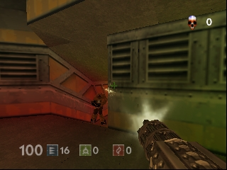 Turok - Rage Wars (Europe) In game screenshot