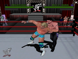 WWF Attitude (USA) In game screenshot
