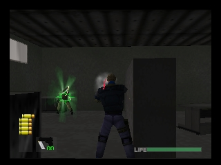 WinBack - Covert Operations (USA) In game screenshot