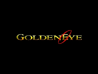 007 - GoldenEye (USA) Title Screen