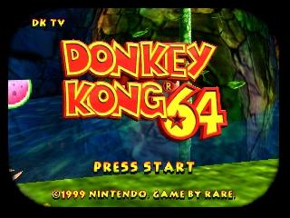 Donkey Kong 64 Usa Rom N64 Roms Emuparadise