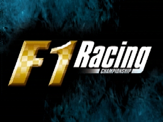 F1 Racing Championship (Europe) (En,Fr,De,Es,It) Title Screen