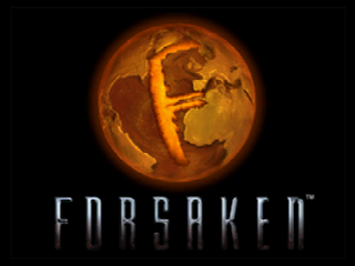 Forsaken 64 (Germany) Title Screen
