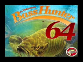 In-Fisherman - Bass Hunter 64 (USA) Title Screen