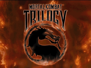 Mortal Kombat Trilogy (Europe) Title Screen