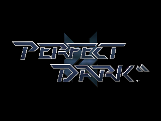 Perfect Dark (Europe) (En,Fr,De,Es,It) Title Screen