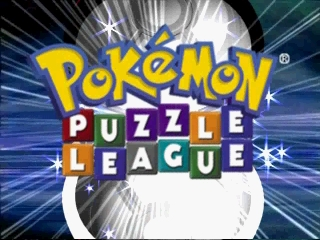 Pokemon Puzzle League (Europe) Title Screen