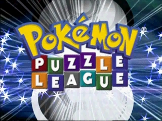 Pokemon Puzzle League (USA) Title Screen