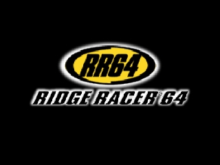 RR64 - Ridge Racer 64 (Europe) Title Screen