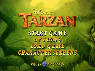 Game android tarzan ewebos
