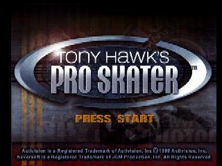 Tony Hawk's Pro Skater (USA) ROM < N64 ROMs   Emuparadise