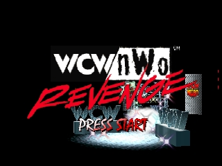 WCW-nWo Revenge (Europe) Title Screen