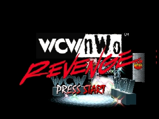 WCW-nWo Revenge (USA) Title Screen