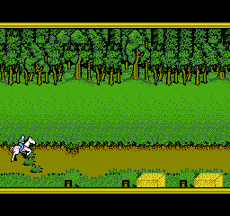 Advanced Dungeons & Dragons - Hillsfar (Japan) In game screenshot