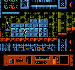 Alien 3 (Europe) In game screenshot