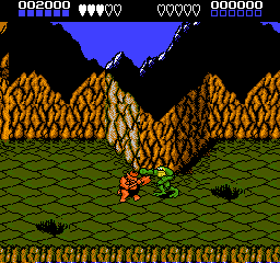 Battletoads (Europe) In game screenshot