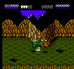 Battletoads (USA) In game screenshot