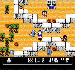 Booby Kids (Japan) In game screenshot