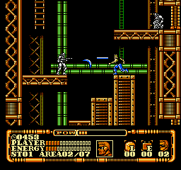 Captain Saver (Japan) In game screenshot