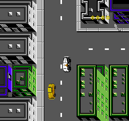 Dick Tracy (USA) In game screenshot