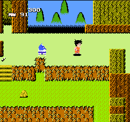 Dragon Ball - Shen Long no Nazo (Japan) In game screenshot