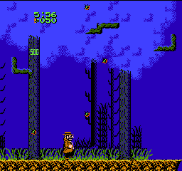 Gumshoe (USA, Europe) In game screenshot