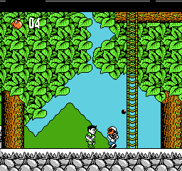 Hook (Japan) In game screenshot