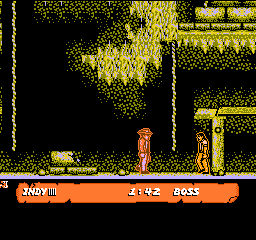 Indiana Jones and the Last Crusade (Europe) In game screenshot
