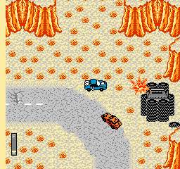 Mad Max (USA) In game screenshot