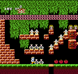 Seikima II - Akuma no Gyakushuu (Japan) In game screenshot