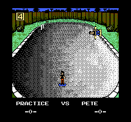 Skate or Die! (USA) In game screenshot