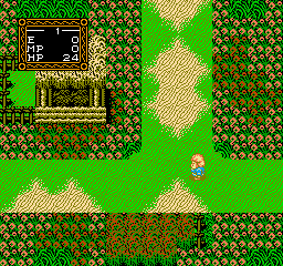 Willow (Japan) In game screenshot
