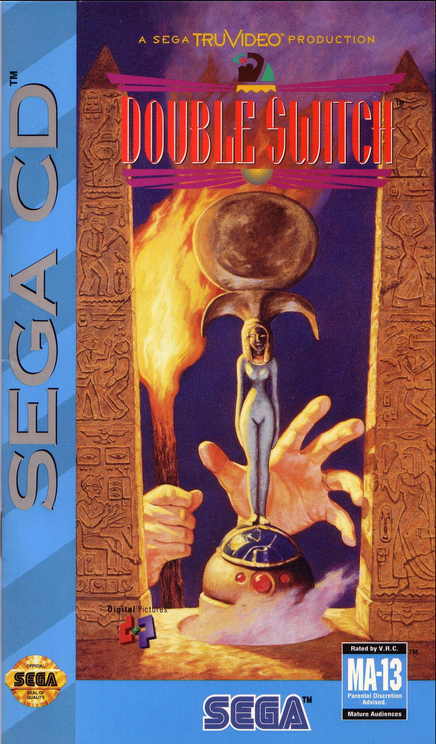 Double Switch (U) ISO < SegaCD ISOs | Emuparadise