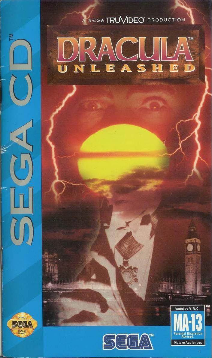 Dracula Unleashed (U) ISO < SegaCD ISOs | Emuparadise