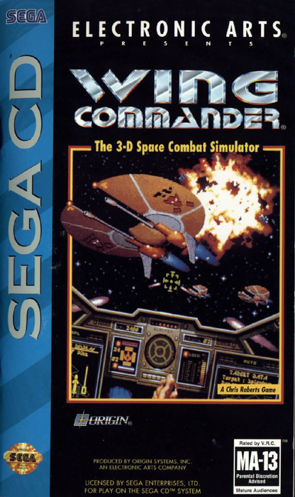 Wing Commander (U) Front Cover