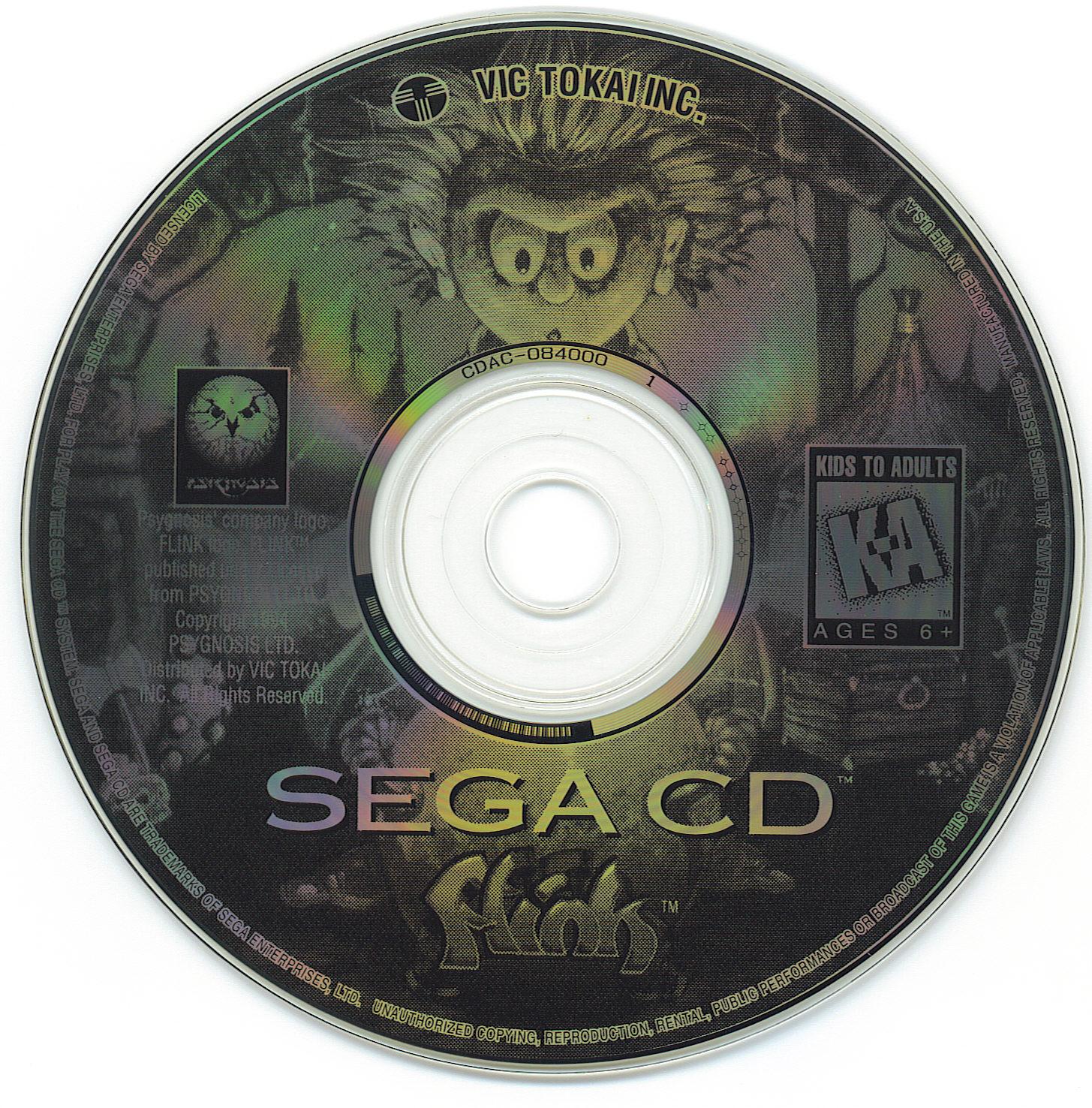 flink mega cd