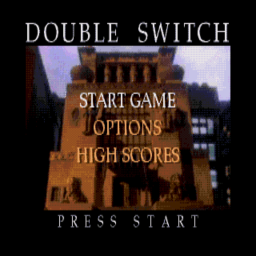Double Switch (U) Title Screen