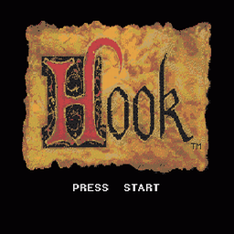 Hook (U) Title Screen