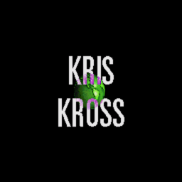 Make My Video - Kris Kross (U) Title Screen