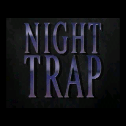 Night Trap (32X) (U) Title Screen