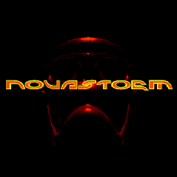 Novastorm (U) Title Screen