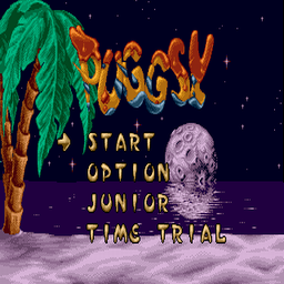 Puggsy (U) Title Screen