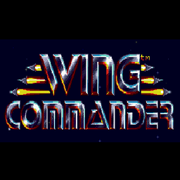 Wing Commander (U) Title Screen