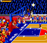 NBA Jam (USA, Europe) In game screenshot
