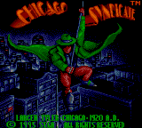 Chicago Syndicate (USA, Europe) Title Screen