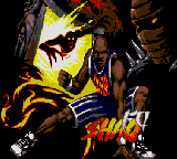 Shaq Fu (USA, Europe) Title Screen