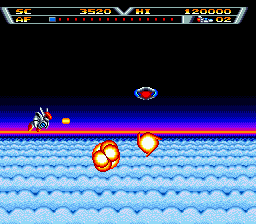 Arrow Flash (Japan) In game screenshot