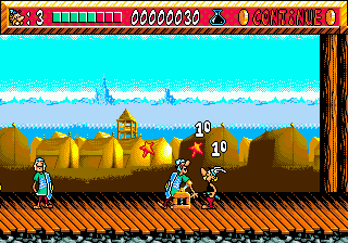Asterix and the Power of the Gods (Europe) (En,Fr,De,Es) In game screenshot