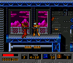 B.O.B. (USA, Europe) In game screenshot